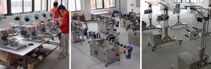 Penitsilliinipudeli automaatne ampullkleebiste märgistamise masin / märgistamismasin