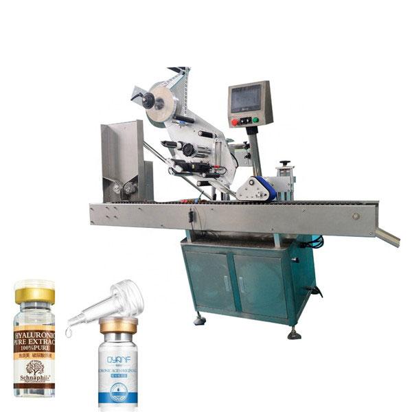 Alumiiniumisulamist Opp viaal tööstusliku märgistamise masin ümmarguse pudeli jaoks