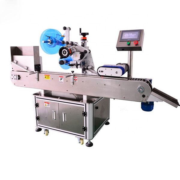Automaatne pudeli märgistaja masin E-vedeliku pudeli jaoks kõrge standard