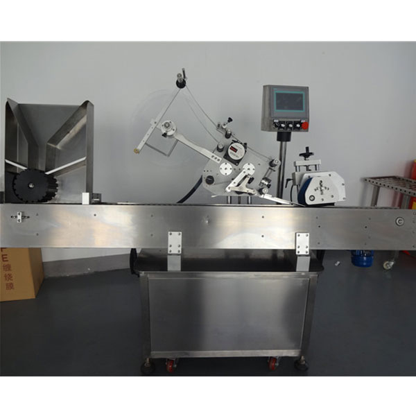 Automaatne lemmiklooma mähkimise ümmarguse pudeli viaali märgistamise masin