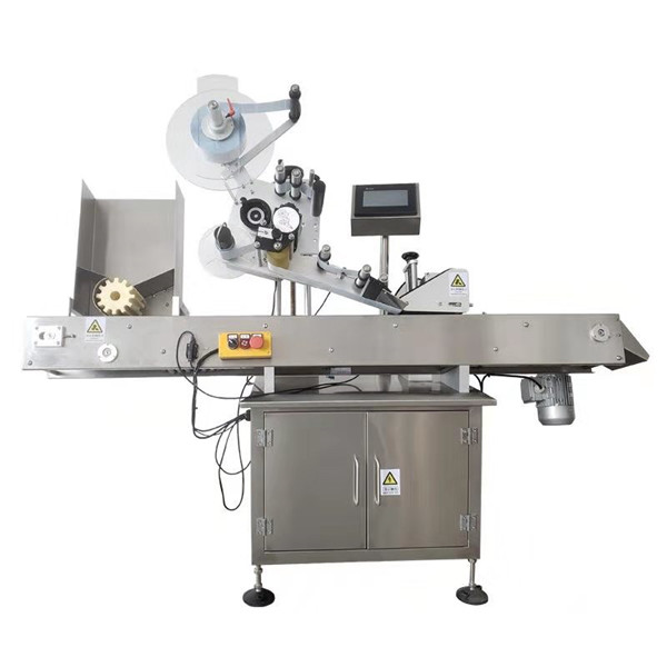 Magic Eye automaatne isekleepuva kleebise viaali sildistamise masin