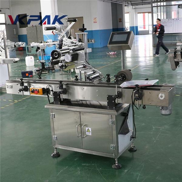 Kastide mitmefunktsiooniline etikettide paigaldamise masin, automaatne sildistamismasin