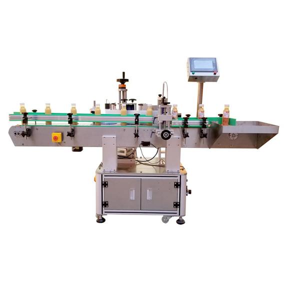 Professionaalne pudelikleebise sildistamise masin