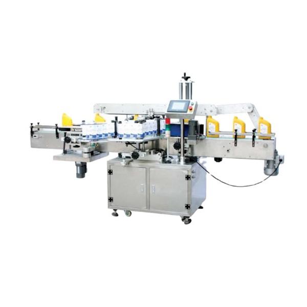 Siemens Plc automaatne õlle ümmargune pudeli sildistamise masin