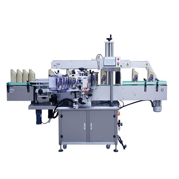 Ruutpudelite märgistamise masin