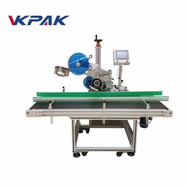 Kulumiskindluse automaatne isekleepuva kleebise sildistamise masin