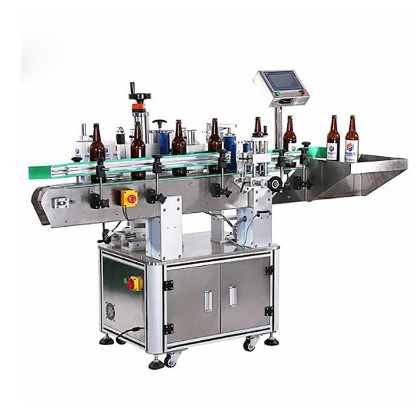 Veinipudeli sildistamise masin