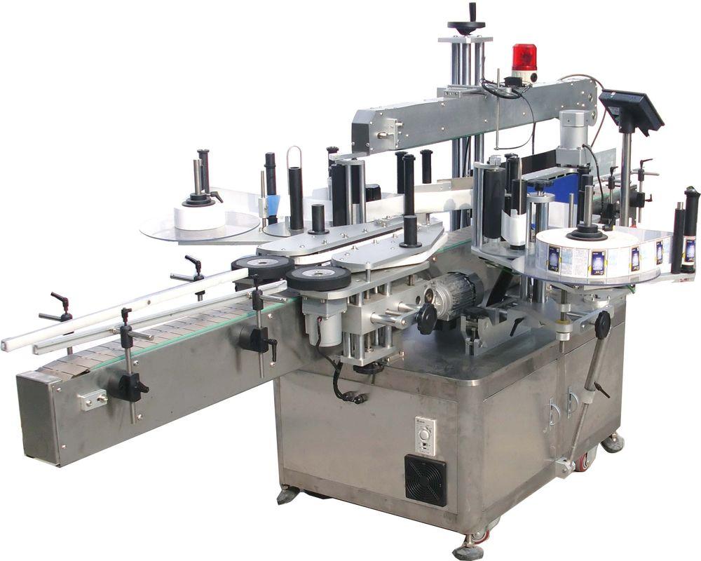 Kiire kahepoolse hüdraulikaõli kleebise sildistamise masin