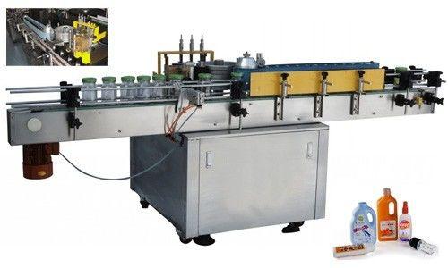 Automaatne külma liimi etikettide paigaldamise masin ümmarguse pudeli jaoks kohandatud