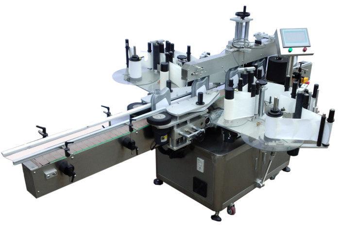 SUS304 roostevabast terasest kahepoolse kleebise sildistamise masin