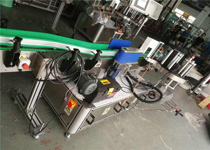 Õllepudeli etikettide aplikaator, automaatne sildimasin 330 mm rulli läbimõõduga
