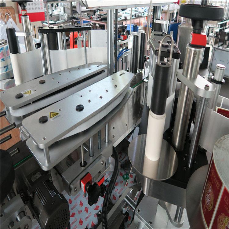 Täisautomaatne isekleepuva kleebise sildistamise masin kahepoolne