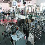 350 ml automaatne klaaspudelite sildistamise masin 190 mm kõrgus max