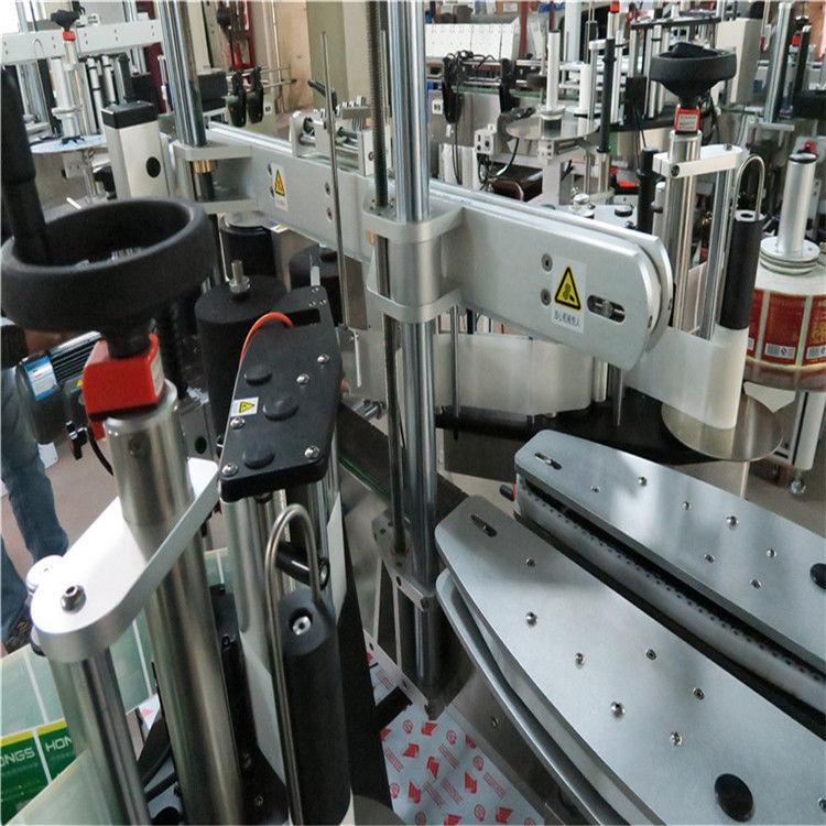 Automatiseeritud etikettide aplikaator ümmarguse / ruudukujulise / subuliformse pudeli jaoks