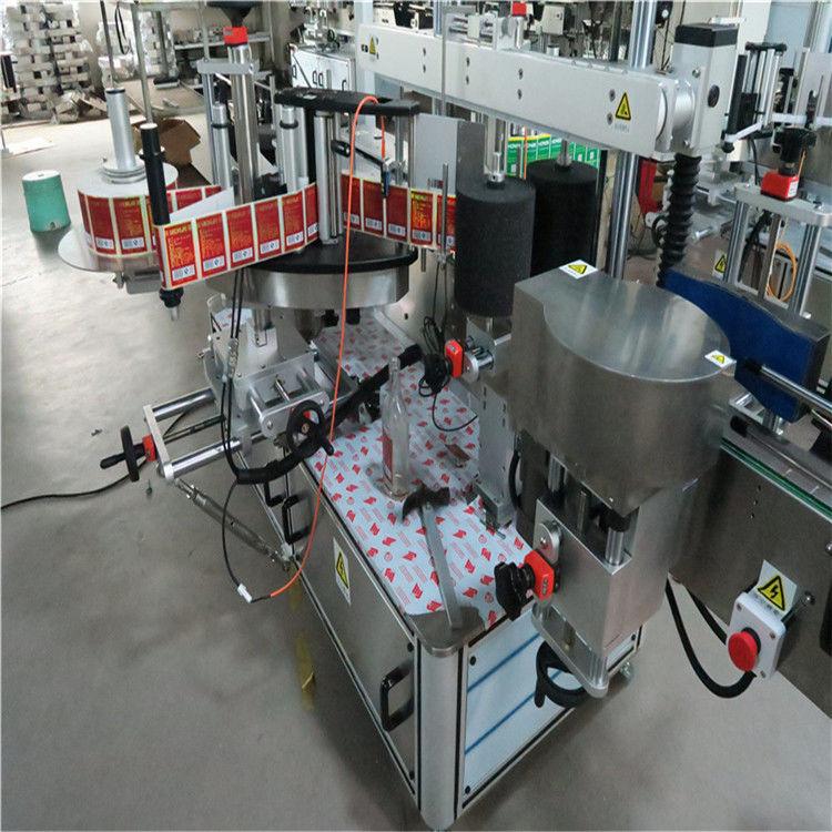 Kleepuv automaatne kleebiste sildistamise masin, automaatse sildistaja