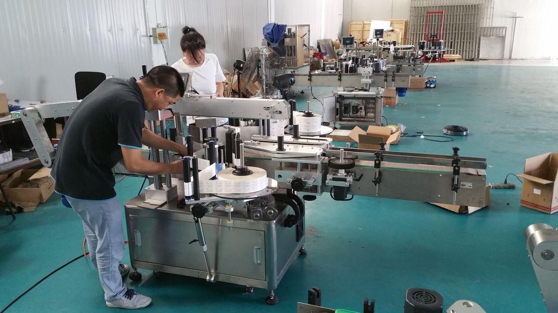 Kohandatud veepudelite märgistamise masin, automaatne pinkide märgistamise masin