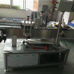 Isekleepuva kleebise ovaalse pudeli sildistamise masina kohandatud seisund