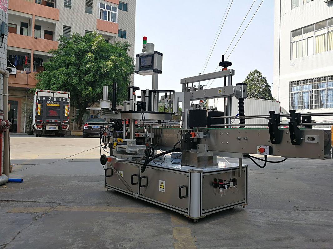 Kiire automaatne kolmepoolne ruudukujuline pudelikettide aplikaator