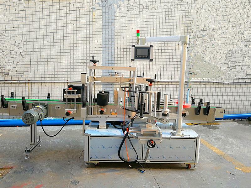 Lihtne automaatne topeltküljega eesmine ja tagumine sildimisseade